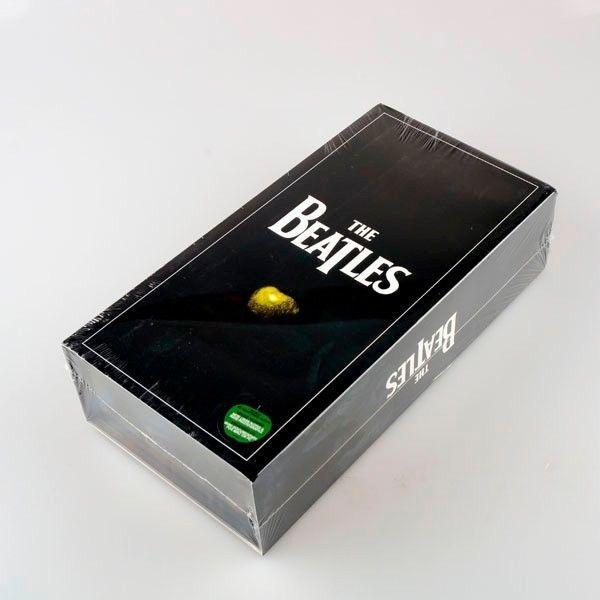 The Beatles Stereo box sets Stereo Box Set 16 CD +1 DVD Box Collection Sealed