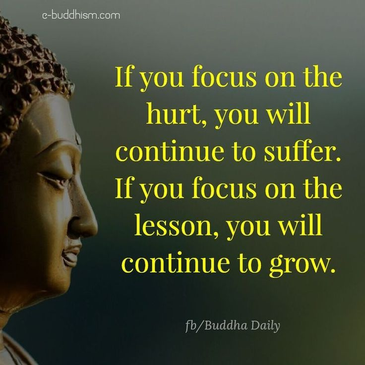 Focus on the lesson...