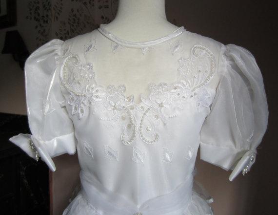 Communion/Confirmation/Junior Bridesmaid dress by heydarlin, $88.00