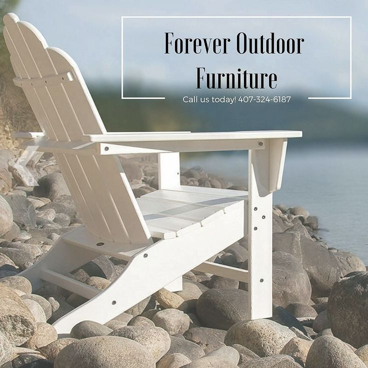 Contemporary Classics & More specializes in outdoor patio furniture like the adirondack chair you see pictured above! Give us a call today  407.324.6187 #MelbourneFL #CentralFlorida #HighDensityPolyethylene #AdirondackChair #Adirondacks #LakeViews
