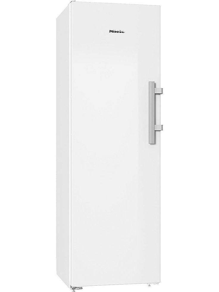 Frysskåp Miele FN 28262 ws med energiklass A++ är energisnålt och med automatisk avfrostning slipper du tänka på att frosta av din frys.