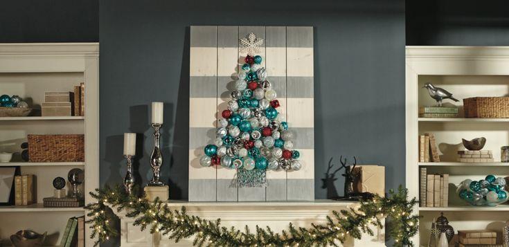 Holiday Ornament Display - Home Depot Virtual Party - 2 ...