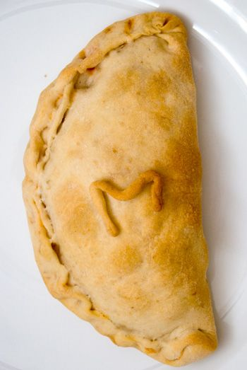 Pizza Pocket Recipe - what a great idea for family friendly dinner.