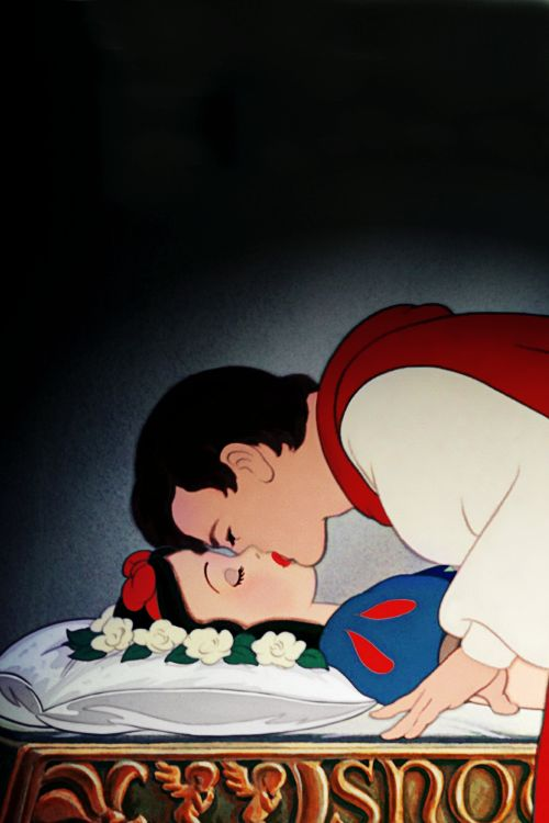 """Famed is thy beauty, Majesty. But hold, a lovely maid I see. Rags cannot hide her gentle grace. Alas, she is more fair than thee."" Disney's Snow White and the Seven Dwarfs (1937)"