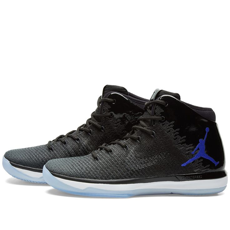 Air Jordan 31 � Space Jam � Black / Concord / Anthracite Credit : End  Clothing