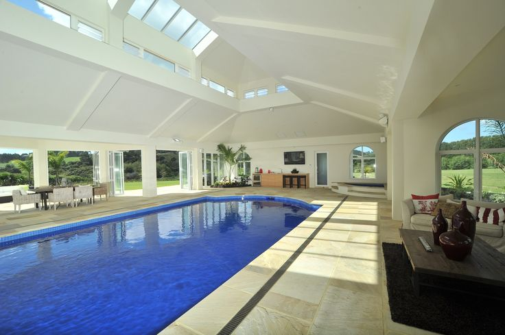 indoor swimming pools by Mayfair Pools