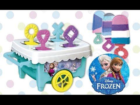 ¡Hacemos 2 recetas de polos caseros con la Fábrica de Polos Frozen de Nabumbu! Un juguete para que los peques hagan sus propios helados con divertidos diseños geométricos de colores!  ▲▲▲ www.unamamanovata.com ▲▲▲  #juguetes #frozen #FabricaDePolosFrozen #polos #diy #PolosDiy #Disney #JuguetesDisney #unboxing #unamamanovata