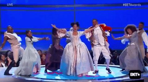 New trending GIF tagged bet awards tracee ellis ross anthony...