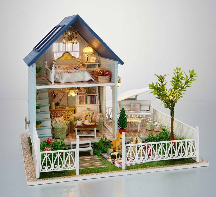 Diy summer house kits