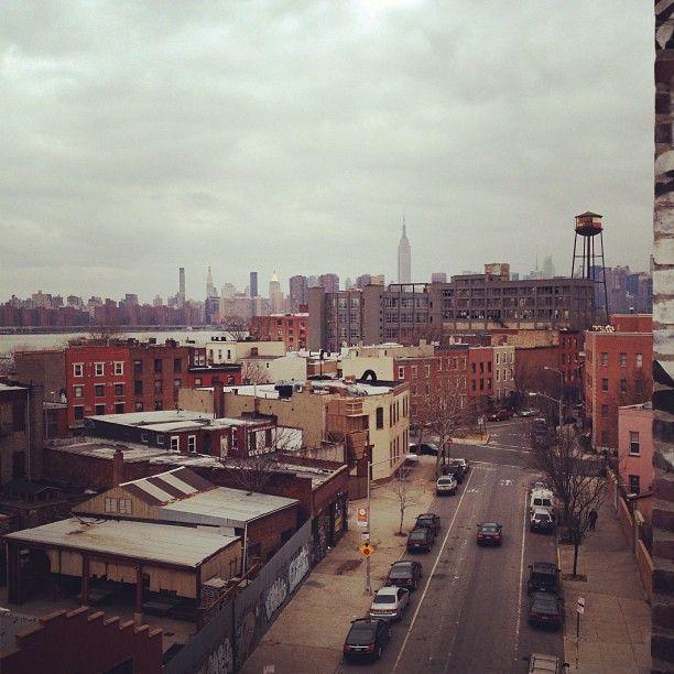 Bushwick   Brooklyn   NYC. My former neighborhood!