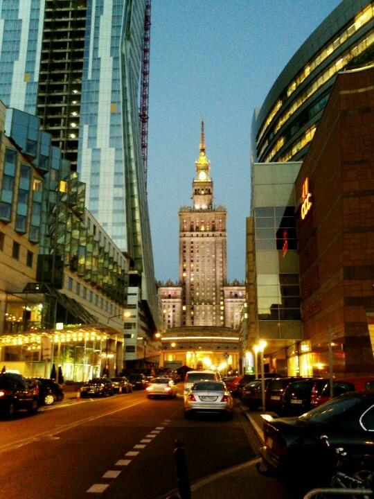 Warsawa ;)