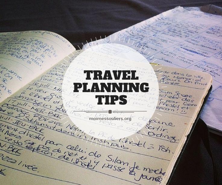 Astuces et conseils pour bien préparer son voyage