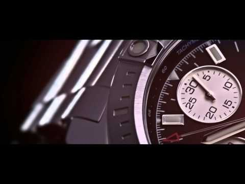 Новый хронограф Breitling Colt - YouTube
