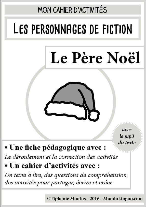 Le Père Noël | Mondolinguo - Français