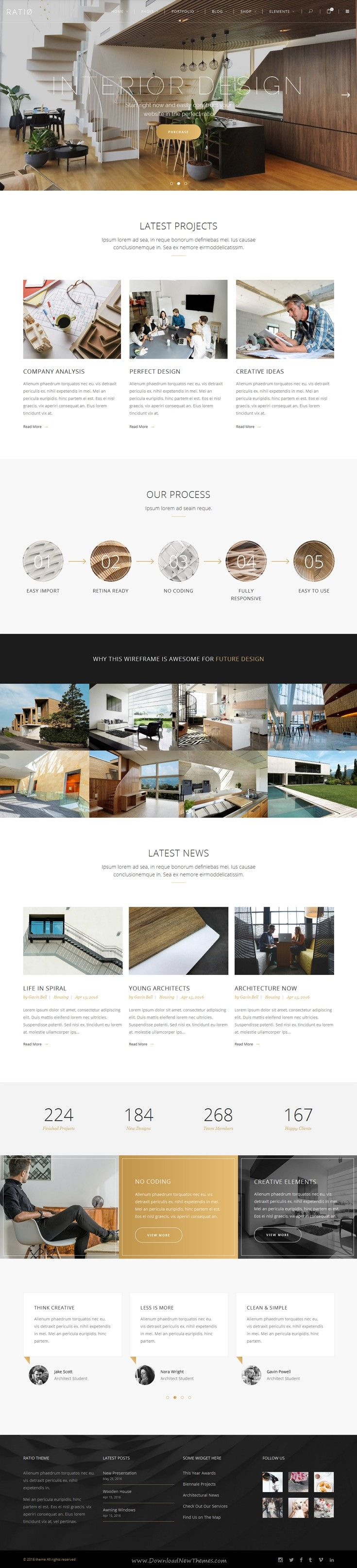 Ratio is Powerful WordPress Theme for Architecture, Construction, and #Interior #Design #website. Download Now➯ http://themeforest.net/item/ratio-a-powerful-theme-for-architecture-construction-and-interior-design/14102945?ref=Datasata