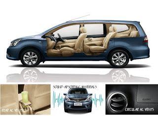 Nissan Mobil Pilihan Keluarga