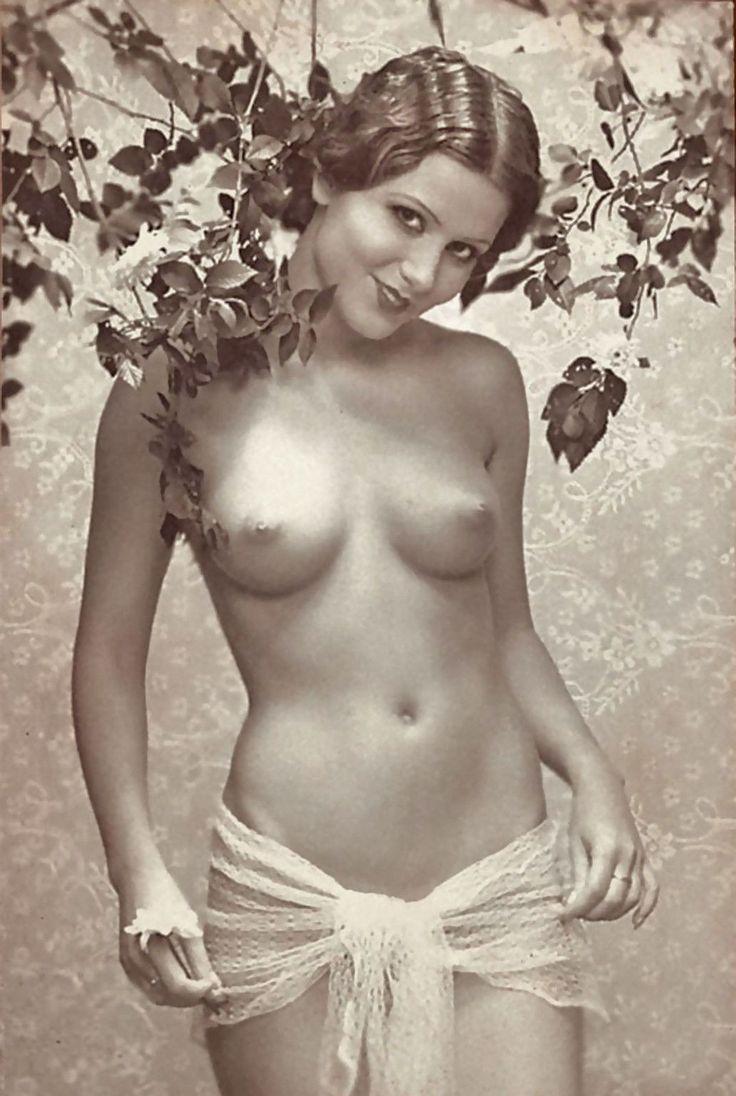 vintage nudist young