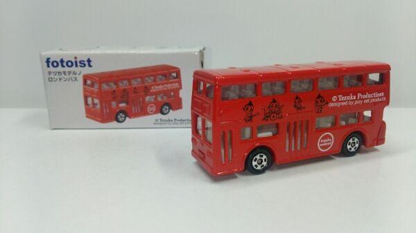 トミカ テヅカモデル ロンドンバス 手塚治虫 アトム fotoist_画像1