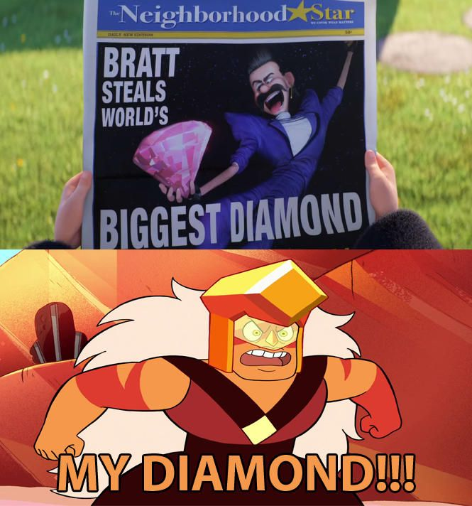 Muh Diamond! | Steven Universe | Know Your Meme
