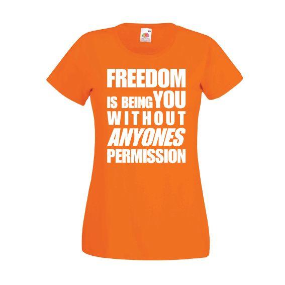 Tshirts Bevrijdingsdag 2017 | Permission