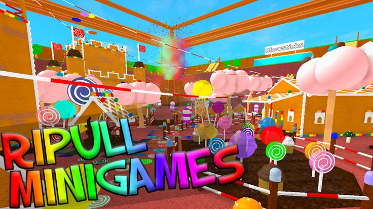 Go into the shop to collect your free gift!  Follow @RipullMinigames and @Ripull_RBLX on Twitter for item codes!  Join the group for this game here: https://www.roblox.com/My/Groups.aspx?gid=2639650  Play a series of over 40 minigames and earn Coin to buy pets, gear and hats and rank up on the leaderboards!  You should play Ripull MEGA Games! https://www.roblox.com/games/277504938/Ripull-MEGA-Games-October-14th