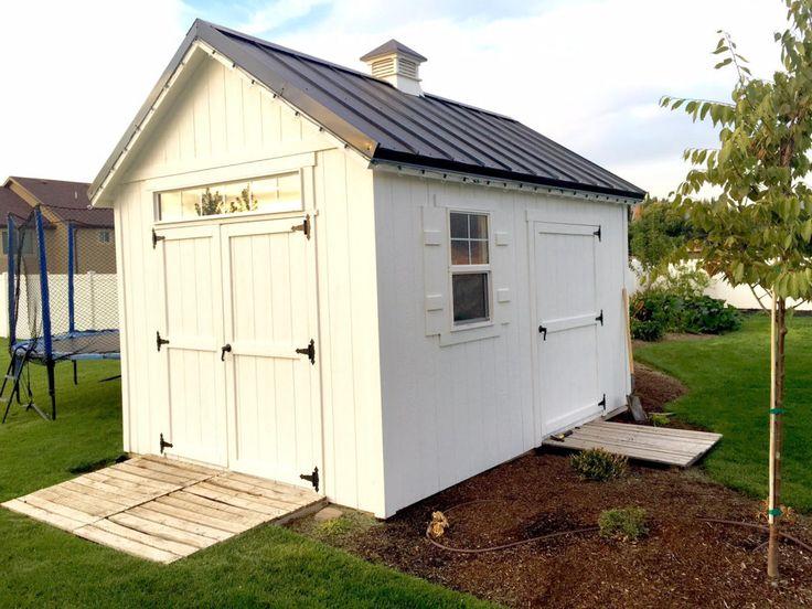 27 best shed photos images on pinterest utah free for Detached garage utah