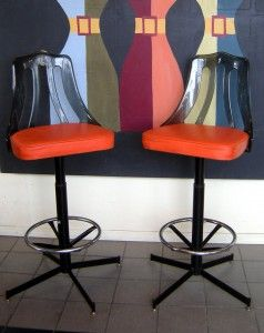 mcm bar stools