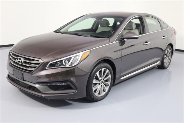Awesome Amazing 2015 Hyundai Sonata  2015 HYUNDAI SONATA SPORT HTD SEATS NAV REAR CAM 33K MI #097373 Texas Direct 2017 2018 Check more at http://24go.cf/2017/amazing-2015-hyundai-sonata-2015-hyundai-sonata-sport-htd-seats-nav-rear-cam-33k-mi-097373-texas-direct-2017-2018/