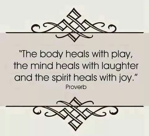 Body, mind and soul