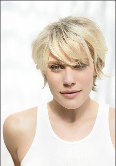 Katee/Starbuck - a Nurse Christine Chapel, or sister of Reboot's Carol Marcus