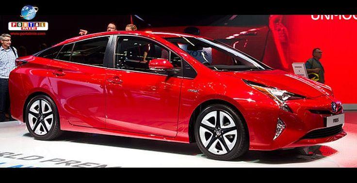 Quem gosta do Prius? O híbrido da Toyota foi o mais vendido em agosto, ficando…