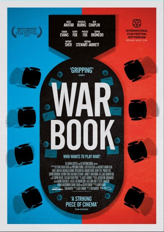 Click to View Extra Large Poster Image for War Book