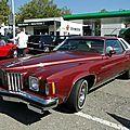 Pontiac grand prix coupe, 1975