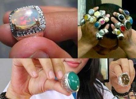 Cari Istri pada Suami penggemar batu cincin