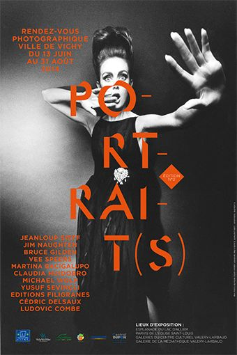 Agenda / Portrait(s), deuxième édition / étapes: design & culture visuelle