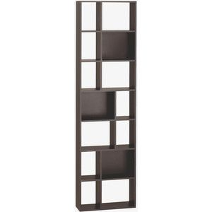 Image result for modern narrow bookcase