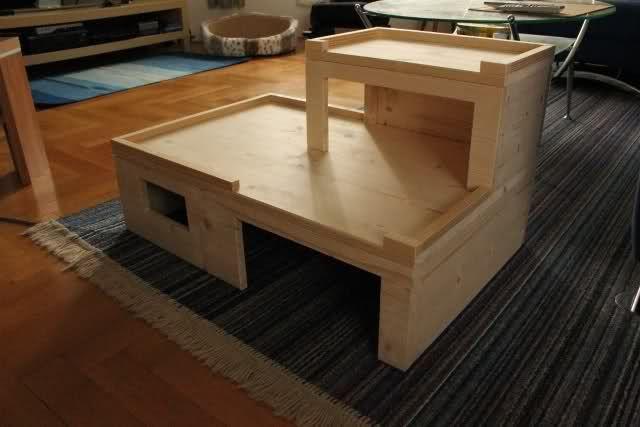 die besten 25 kaninchenhaus ideen auf pinterest zwergkaninchen k fig kaninchenk fige und. Black Bedroom Furniture Sets. Home Design Ideas
