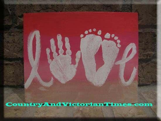 mom-mother-mothers-day-card-footprint-handprints-craft-art-gift-love.jpg 550×412 pixels