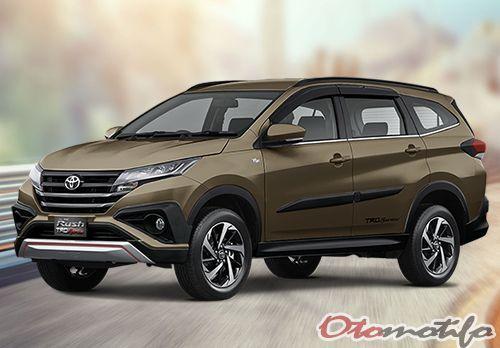 Harga All New Toyota Rush 2020 Review Spesifikasi Gambar Toyota Mobil Rush