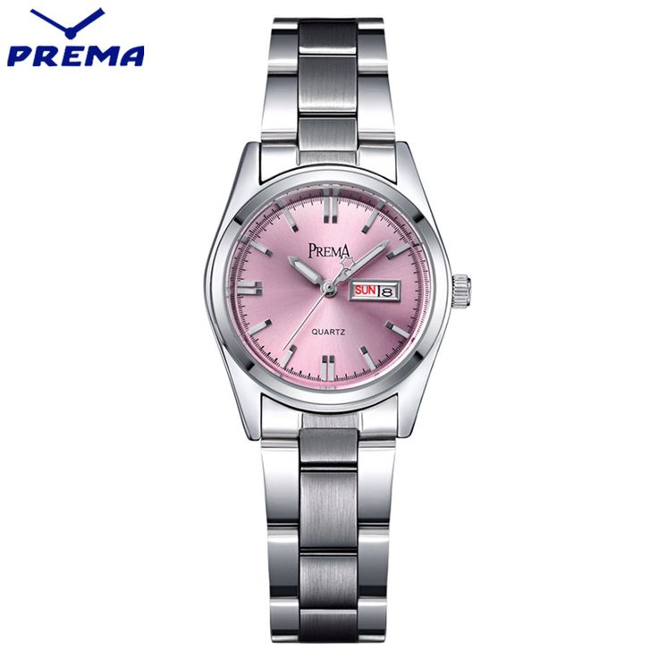 nice PREMA Clock Women Watches Relogio Feminino Stainless Steel Lady Wrist Watch Fashion Casual Montre Femme Quartz Sport Women Watch