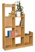 Шкафы для книг в Ростове на Дону - стеклянные витрины и открытые книжные стеллажи для дома в каталоге мебели