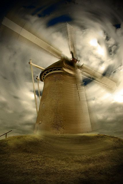 ˚Mill in Motion - Netherland