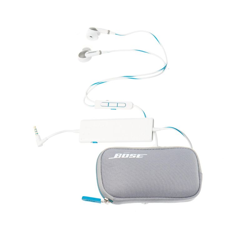 Bose QC20 Noise Cancelling Headphones - Apple Devices