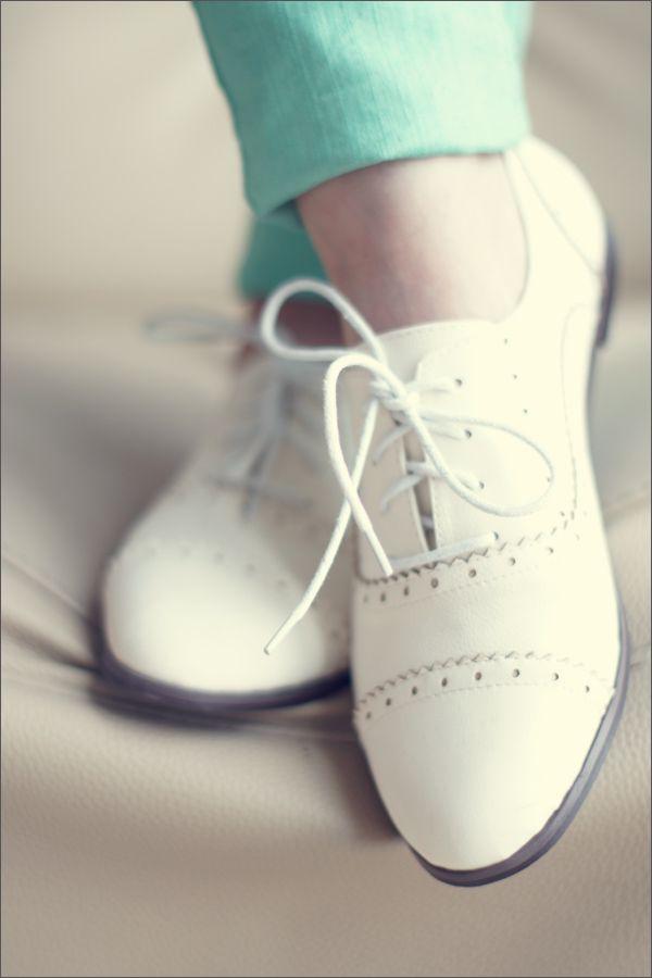 oxford shoes / www.missnabi.com