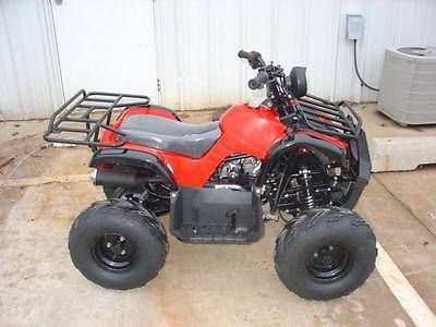 Jet Moto 110cc X1 Sport/Utility Youth  ATV -With OVER-SIZE Tires -