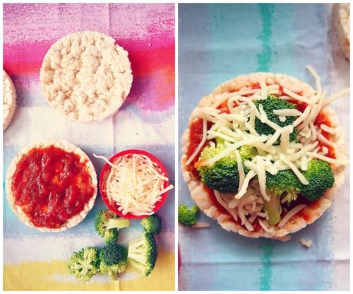 Undressed Skeleton — Fab Fit Friday: Fancy Rice Cakes!