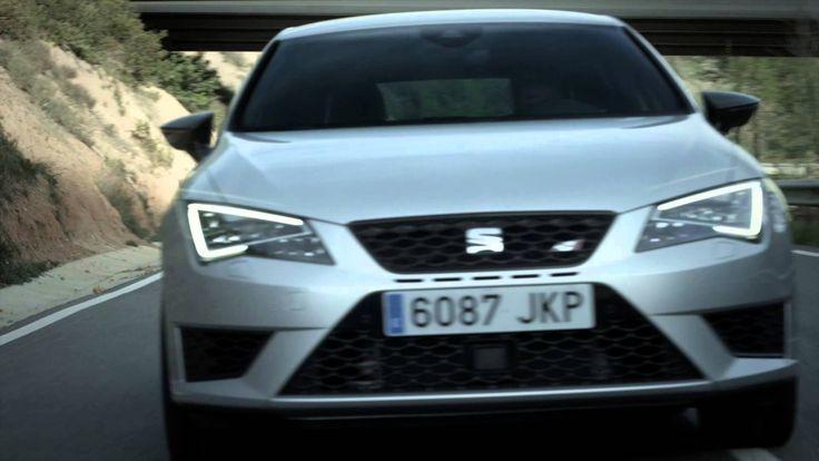 https://youtu.be/tU4XnwBGN3c  Imágenes de la prueba del nuevo Seat Leon Cupra 290  Fuente:Auto10(...)