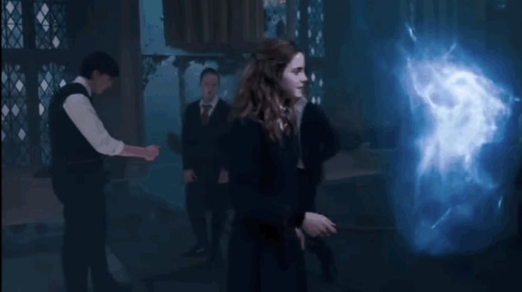Is this the reason JK Rowling gave Hermione an otter patronus?