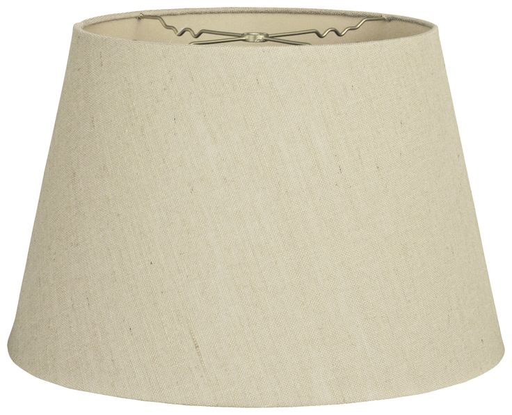 Tierney Tapered 18 Quot Linen Empire Lamp Shade Products