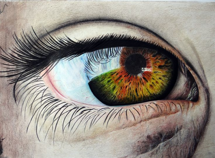 #drawings #eye #realisticdrawings #art #nataliajozefiak